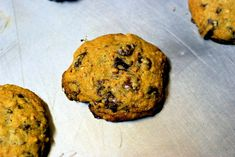 Kasha Chocolate Chip Cookies