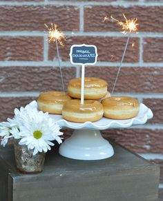 Doughnuts and Sparklers Canada Day Party, Canada Eh, Canadian Food, Daily Meals, Sparklers, Taste Buds, Doughnuts, Food Network Recipes, 50th