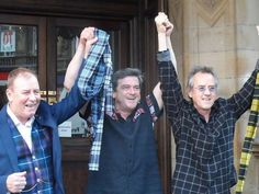 Bay City Rollers Reunion | Bays, Reunions and Bay city rollers on Pinterest