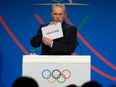 Japanese Olympic Committee clears Tokyo bid leaders of illegal activity