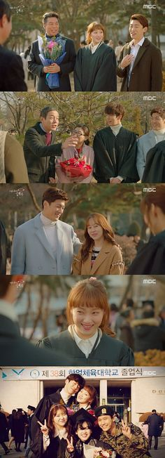 "[Spoiler] ""Weightlifting Fairy Kim Bok-joo"" Lee Seong-kyeong and Nam Joo-hyeok promise to get married after gold medal @ HanCinema :: The Korean Movie and Drama Database Weightlifting Kim Bok Joo, Weightlifting Fairy, Got Married, Getting Married, Weighlifting Fairy Kim Bok Joo, Shopping King Louis, Korean Drama 2017, Kim Book, Mbc Drama"