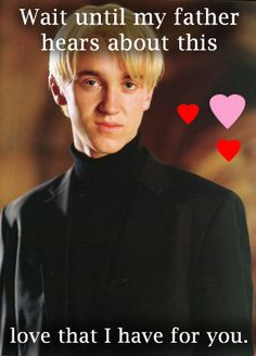 Harry Potter valentine