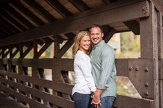 a beautiful engagement session in Vail, CO | see more fall engagement inspiration here: http://www.mywedding.com/articles/tom-and-annas-autumnal-vail-co-engagement-session-by-grace-combs-photography/