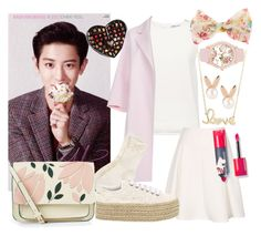 """Korean - Dating with Chanyeol"" by rissemlyn ❤ liked on Polyvore featuring Finders Keepers, Sydney Evan, Paul Smith, Monsoon, Jeffrey Campbell, Accessorize, Jessica Carlyle and Aamaya by priyanka"