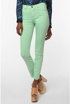 mint jeans @Laura Carpenter