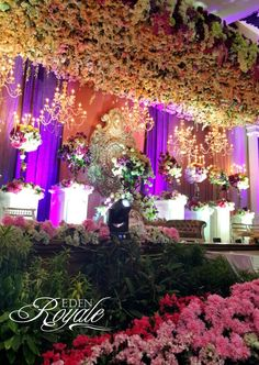 The wedding of Abdullah - Nadira Decorated by Eden Decoration