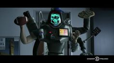 "The Nick Kroll Show ""Demo Monster"""