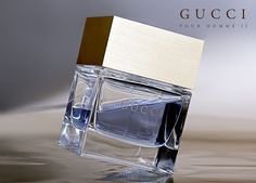 Gucci Pour Homme II Burberry Men, Gucci Men, Summer Scent, Mens Fashion Shoes, Men's Fashion, Perfume Collection, Men's Grooming, Smell Good, Men's Cologne