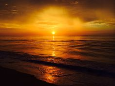 Sunset zorritos peru