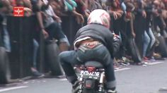 MOTOR BRAIN - Drag Bike FAIL COMPILATION JUMPING Jungkir JUMP START Nges...