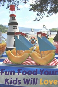 6 fun summer foods your kids will love. #recipes #summerparty #parenting | whattoexpect.com