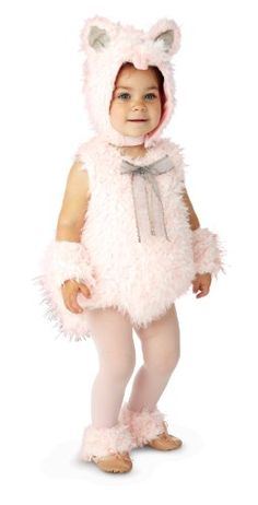 7402d7892b1 Pink Shaggy Kitty Infant   Toddler Costume This costume includes bubble  body