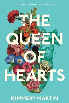 Cover Crush: The Queen of Hearts by Kimmery Martin
