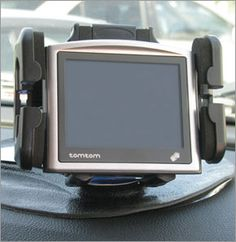 The MatStand by CommuteMate is designed to hold you GPS unit, cell phone or mp3 player into a securely mounted dash board display. The MatStand has an anti-skid Mat that secures the mount on most vehicles even with a sloping dash board. Installing the MatStand will give you an unobstructed window shield and a more visible display on your device. The MatStand by CommuteMate works with GPS units, popular cell phones and music players such as the iPhone, iPod, Blackberry, satellite radios, and…
