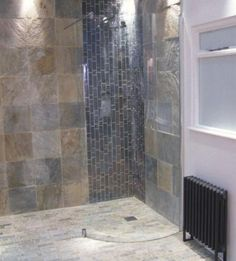 Wet room on pinterest wet rooms showers and bathroom - Wet rooms for small spaces photos ...