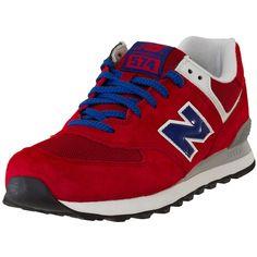 New Balance ML 574 UR red/navy ★★★★★