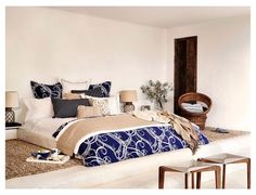 zara home, bed, casual, inspiration, amazing
