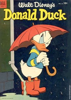 Donald Duck, No.35