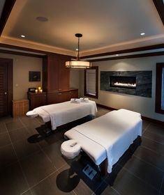 Spa Massage Rooms Home Design Ideas, Pictures, Remodel And, Spa Design, House Design, Design Ideas, Royal Design, Massage Place, Massage Bed, Facial Massage, Spas, Massage Room Design