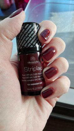 Striplac 154 midnight red
