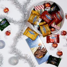 Merry #PINCHmas! Our last giveaway is for the sweet tooth! We're giving away a Holiday Candy Pack full of chocolate, cookies and more! You can enter through the link in our bio!