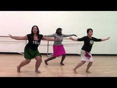 HOT HULA fitness Dance Workout - Week 5 - YouTube