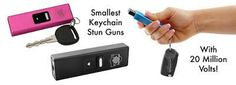 Product Spotlight-Min Smack Stun Guns (Multiple Colors)