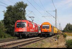 RailPictures.Net Photo: 1216 014 OBB Austria Rail Taurus at Rosenheim, Germany by Rupprecht v. Gersdorff