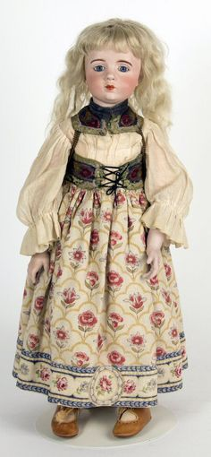 #1 A Marque from the Strong Museum Rochester, NY - Emily Hart Dolls