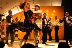 Salsa Cubana | Rodney (William Marquez) is Fico Fellove's artistic director at the ...