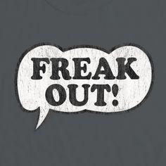 Frank Zappa T-Shirt - Bubble