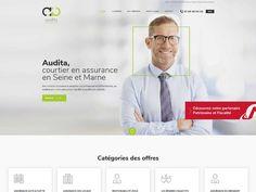 Audita est un courtier en assurance en Seine et Marne qui propose des solutions d'assurance adaptées aux entreprises et professionnels, au meilleur prix, mais sans jamais sacrifier la qualité des contrats. Placement Financier, Assurance Auto, Courtier, Site Internet, Business