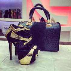 Colavelli Designer Shoes & Bag - HeelsFans.com