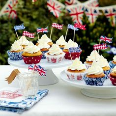 Golden syrup cupcakes with lemon icing recipe - Woman And Home.