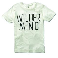 Mumford & Sons : Wilder Mind Logo T-shirt
