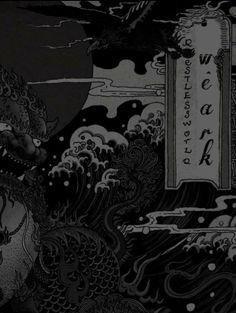 Goth Aesthetic, Night Aesthetic, Aesthetic Themes, Aesthetic Pictures, Black Aesthetic Wallpaper, Aesthetic Backgrounds, Aesthetic Wallpapers, Dark Fantasy Art, Dark Art