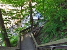 12. Brandywine Falls and Stanford Trail (Cuyahoga Valley  National Park) id love to hike at this beautiful place!!