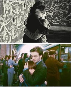 okay so I am not the only one who notices he hugs his son like Sirius hugged him. thank goodness!