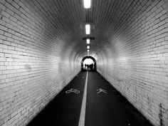 Down the tunnel - Choose your way - York by Ludovic Farine on 500px