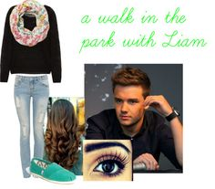 """A Walk In The Park With Liam"" by rachel-starr-johnston on Polyvore"