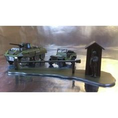 Roco-Willys-Jeep-Tank-Special-851-US-Military-Check-Point-H0-1-87-Minitanks