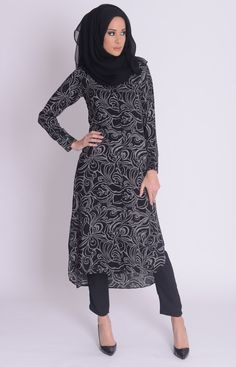 Hijab and abayas is modest Islamic clothing staple attire of women wardrobes either tradition of tre Islamic Fashion, Muslim Fashion, Modest Fashion, Hijab Fashion, Indian Fashion, Fashion Outfits, Hijab Style, Hijab Chic, Modest Wear