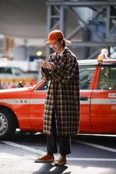 ストリートスナップ渋谷 - 上杉 信介さん - CONVERSE, GUCCI, MACKINTOSH, MARNI, used, グッチ, コンバース, マッキントッシュ, マルニ, 古着