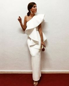 María Turiel demuestra que se puede ser la mejor vestida de los Goya con un vestido low cost