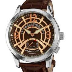 Stuhrling Original Men's Baily Grand Automatic Watch