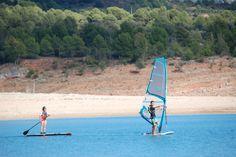 Escuela de windsurf en noja cantabria. enjoysupschool.com
