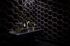U bistro by Alchemy design Studio....Art Director: Karim Mekhtigian #KMDS