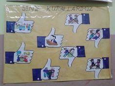 Co je správné, co není - palcování Diy And Crafts, Crafts For Kids, Paper Crafts, Class Rules, Teaching Methods, Classroom Rules, Learning Arabic, Mini Books, Social Skills
