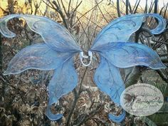 Snow Faery Butterfly Wings Snow Moth for Bridal Wedding Cosplay LARP Halloween Costume Fair Festival Faery Wings Fairy by Faerieworks on Etsy https://www.etsy.com/listing/198122613/snow-faery-butterfly-wings-snow-moth-for