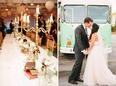 Berna & Chad | Gold Bug Island | The Wedding Row | The Wedding Row